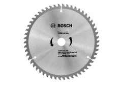 Пильный диск Bosch Eco for Aluminium, Ø 190x20/16-54T