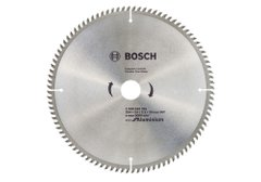 Пильний диск Bosch Eco for Aluminium, Ø 254x30-96T