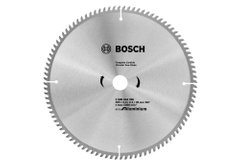 Пильный диск Bosch Eco for Aluminium, Ø 305x30-96T